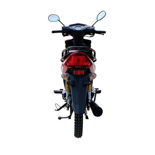 moto tuko tk paseo 110cc año 2018 color rojo/azul