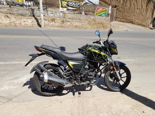 moto tundra 150 bronco
