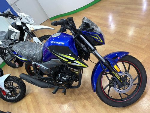 moto tundra bronco 200cc año 2020