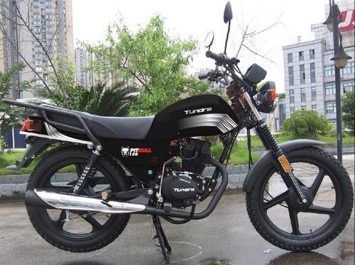 moto tundra modelo pitbull 150cc