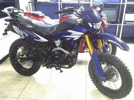 moto tundra modelo raptor 250cc año 2019 az/ne