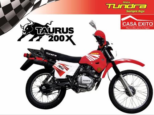 moto tundra modelo taurus 200 x