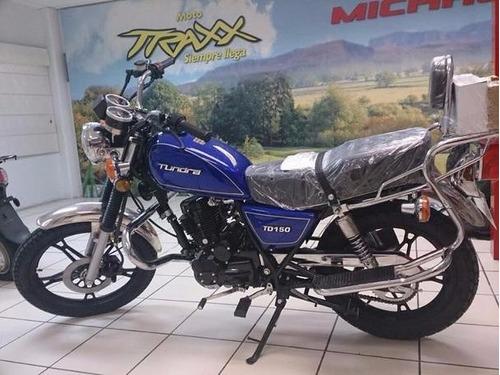 moto tundra modelo td150