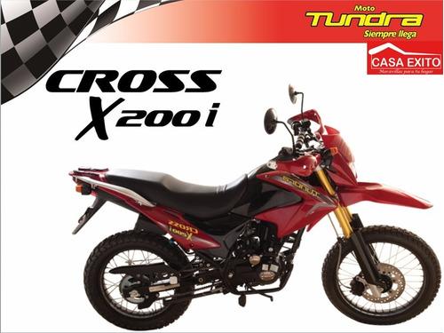 moto tundra modelo x200i