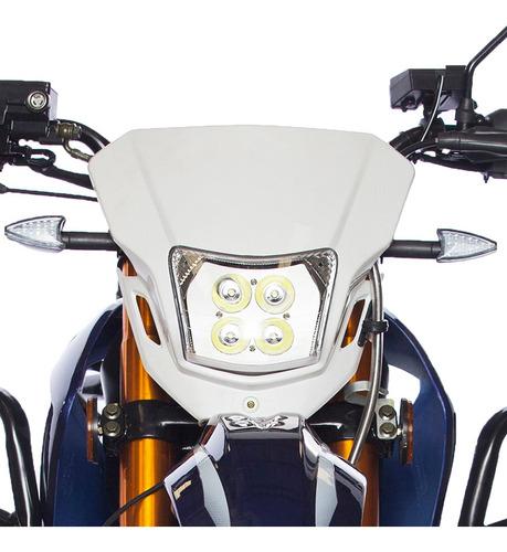 moto tundra raptor 250 cc cross/off road año 2019  garantia