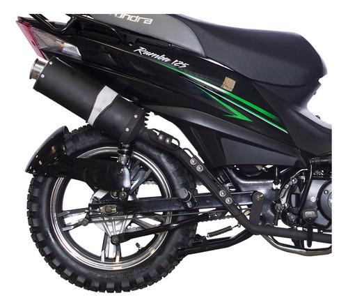 moto tundra rumba 4 tiempos 125 cc alarma garantia nueva okm