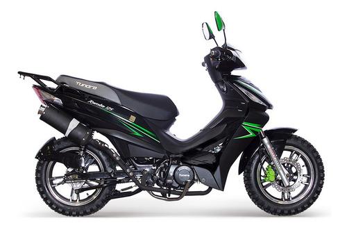 moto tundra rumba motor 4 tiempos 125 cc alarma matricula