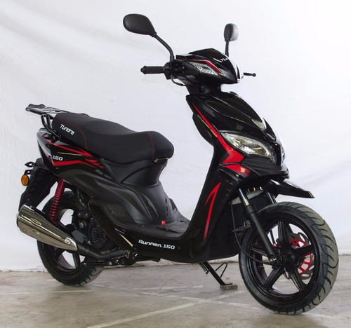 moto tundra runner 150 automática año 2019