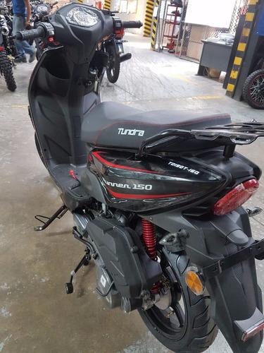 moto tundra runner 150cc año 2017