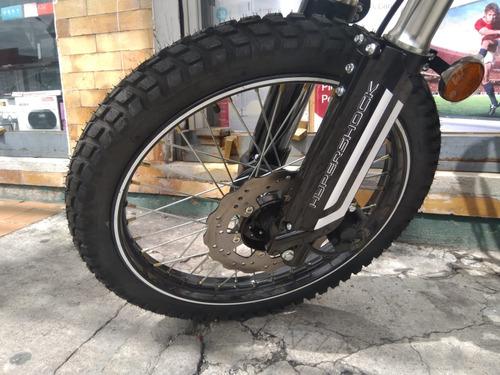moto tundra td250tx año 2019 250cc bl/ne/ro