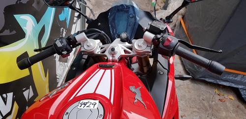 moto tvs 310 rr 0km 2019 al 25/5 reservala idem bmw 310