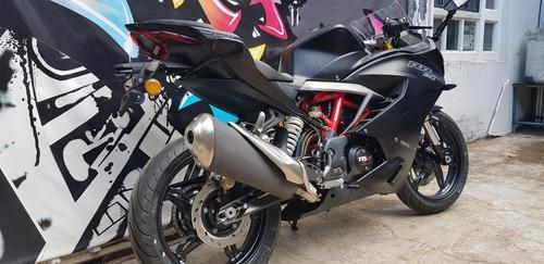 moto tvs 310 rr 35hp abs 0km 2019 oferta no tnt 300 ya 19/7