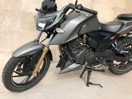 moto tvs racing año 2018 rtr 200 4v