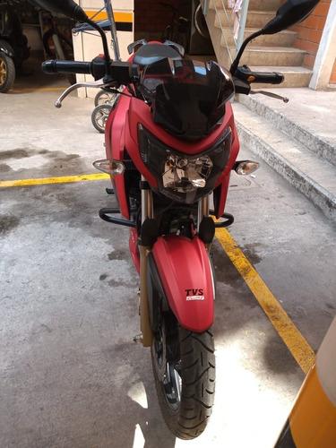 moto tvs rtr200 2019