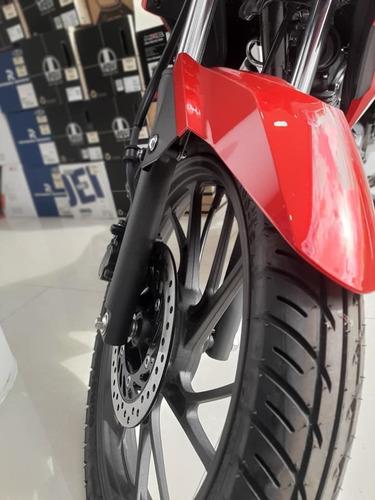 moto twister cb 125 f 0km fcia 12/18 c/gtia honda motopier
