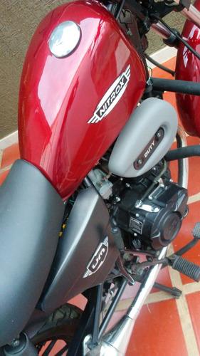 moto um nitrox año 2013 2800 kilometros maracaibo