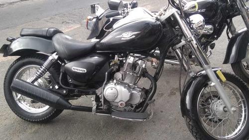 moto um renegade 200 nueva para estrenar