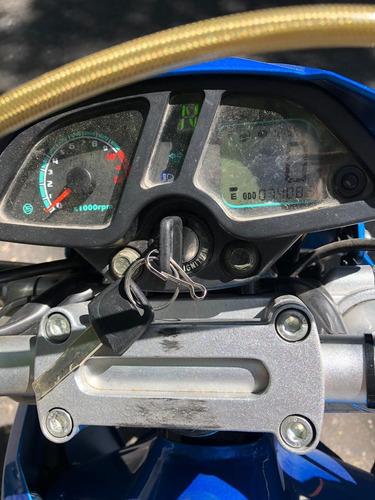 moto usada beta motard 200 m4 2018 7500kms urquiza motos
