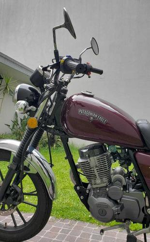 moto usada chopper patagonian st 150 sapucai agencia oficial