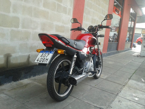 moto usada corven hunter 150 156km impecable - rvm