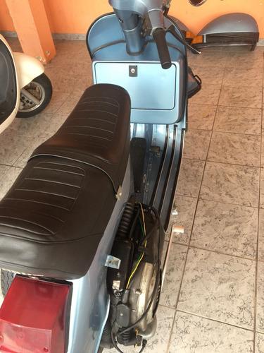 moto vespa do brasil px 200 e  / 1986 / piaggio