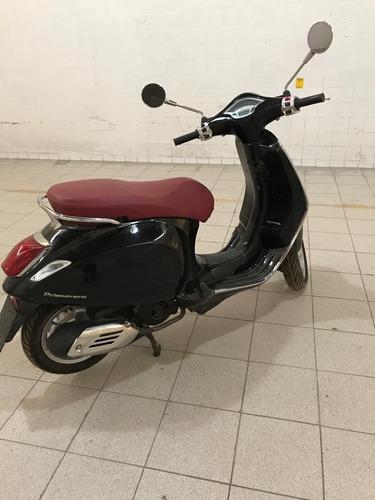 moto vespa piaggio nueva modelo primavera 125 abs