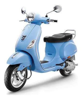 moto vespa scooter