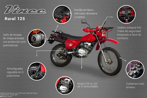 moto vince rural 125