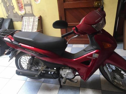 moto wave 110 poco uso 4 años