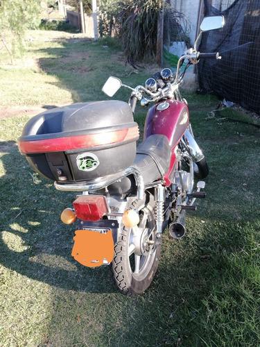 moto winner exclusive 125