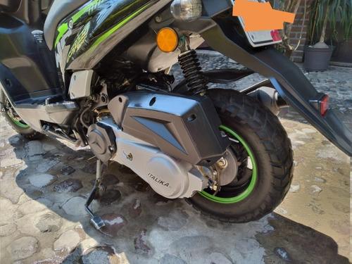moto ws 175 sport italika