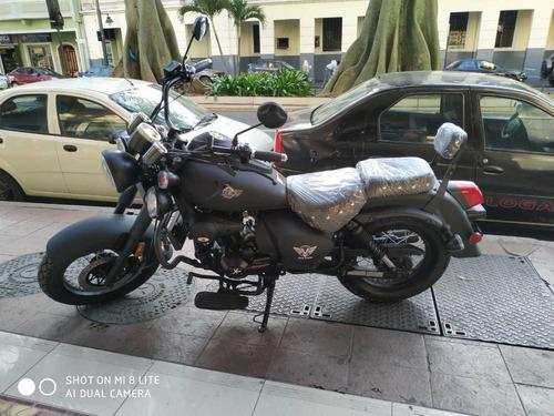 moto xfear 250cc imitacion harley con radiador aceite, alarm