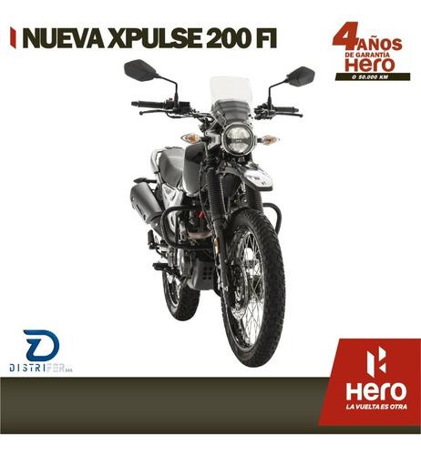 moto xpulse 200 fi