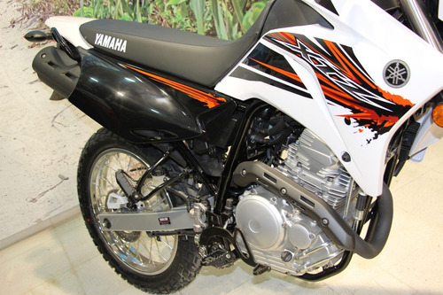 moto yahama xtz 250 2017 0km