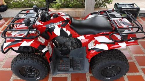 moto yamaha big bear