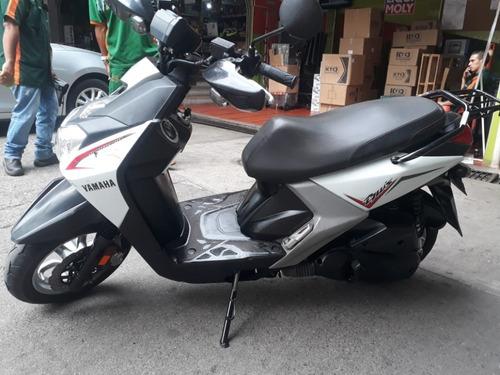 moto yamaha bwis  2018