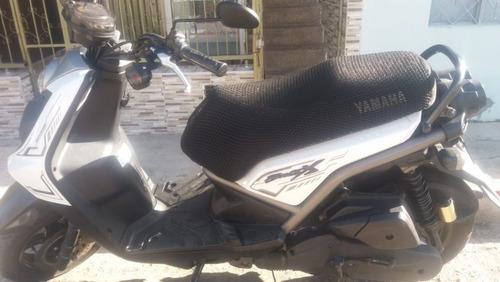 moto yamaha bwis modelo 2019