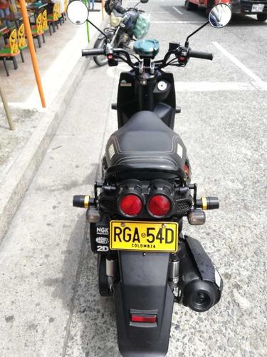 moto yamaha bws