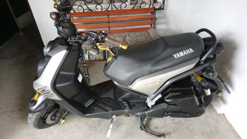 moto yamaha bws x-motard