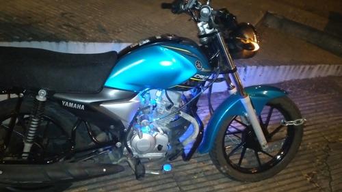 moto yamaha crux 110 en impecable estado como nueva