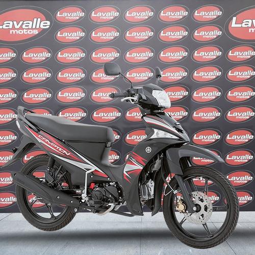 moto yamaha crypton 110 - lavalle motos