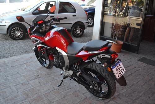 moto yamaha fazer 150 2018 nafta 46276082