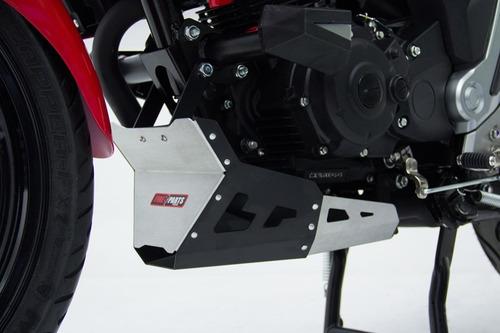 moto yamaha fz 2.0 fi protector de motor fire parts