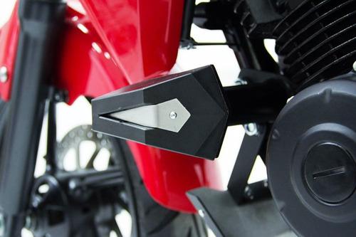 moto yamaha fz 2.0 sliders fire parts