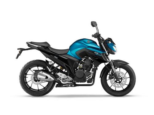 moto yamaha fz 25 0km patronelli con formularios!!!