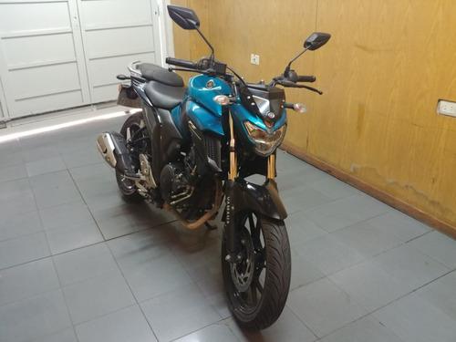 moto yamaha fz 250 2018 entrega ya