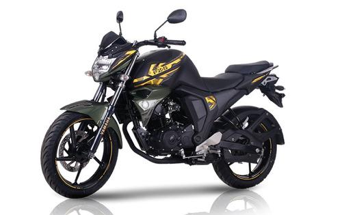 moto yamaha fz f1 2.0 150cc año 2017