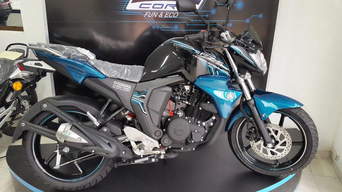 Yamaha Fz  Version