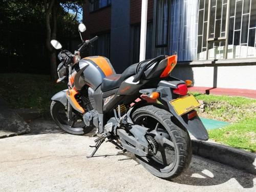 moto yamaha fz16 - 2015 / 153cc