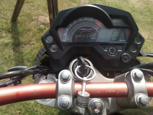 moto yamaha - fz16 - modelo 2013 - 20.000kms